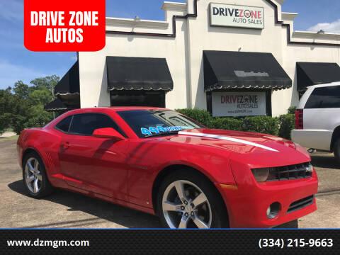 2010 Chevrolet Camaro for sale at DRIVE ZONE AUTOS in Montgomery AL