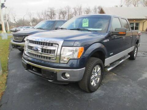 2013 Ford F-150 for sale at Economy Motors in Racine WI