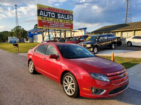 2012 Ford Fusion for sale at Mox Motors in Port Charlotte FL