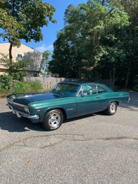 1966 Chevrolet Impala for sale at Long Island Exotics in Holbrook NY