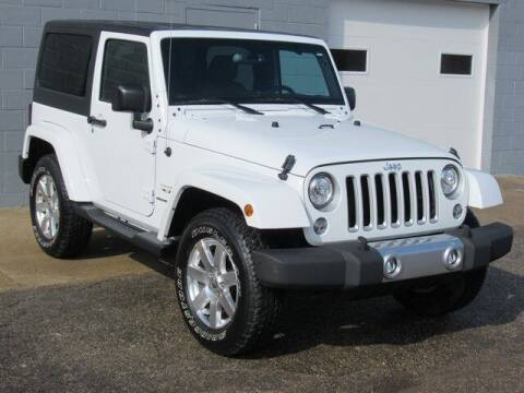 2018 Jeep Wrangler JK for sale at K&M Wayland Chrysler  Dodge Jeep Ram in Wayland MI