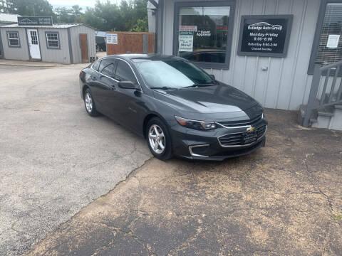 2017 Chevrolet Malibu for sale at Rutledge Auto Group in Palestine TX