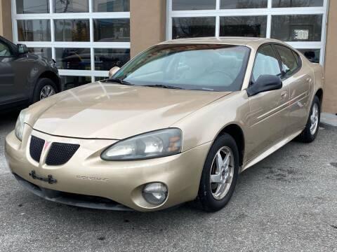 2004 Pontiac Grand Prix for sale at MAGIC AUTO SALES - Magic Auto Prestige in South Hackensack NJ