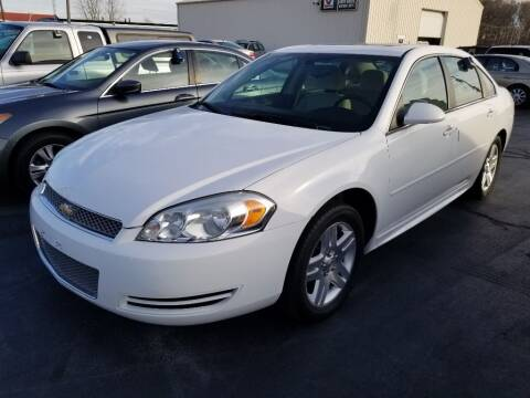 2013 Chevrolet Impala for sale at Larry Schaaf Auto Sales in Saint Marys OH