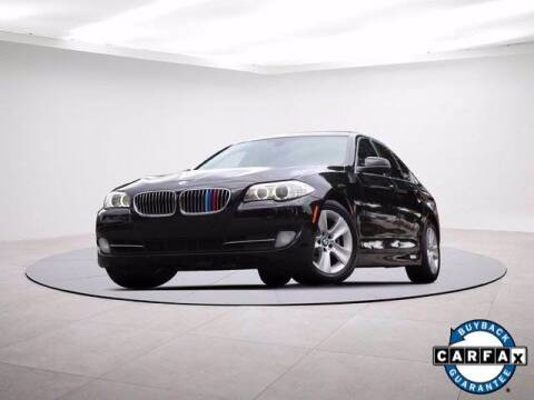 2013 BMW 5 Series for sale at Carma Auto Group in Duluth GA