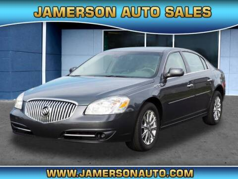 2011 Buick Lucerne for sale at Jamerson Auto Sales in Anderson IN