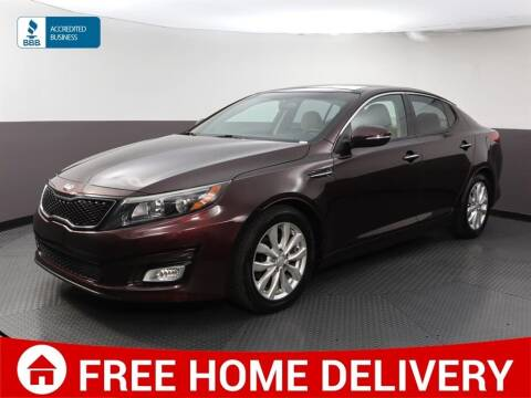 2015 Kia Optima for sale at Florida Fine Cars - West Palm Beach in West Palm Beach FL
