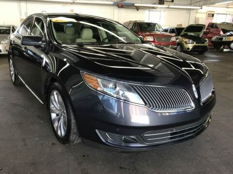 2013 Lincoln MKS for sale at John Warne Motors in Canonsburg PA