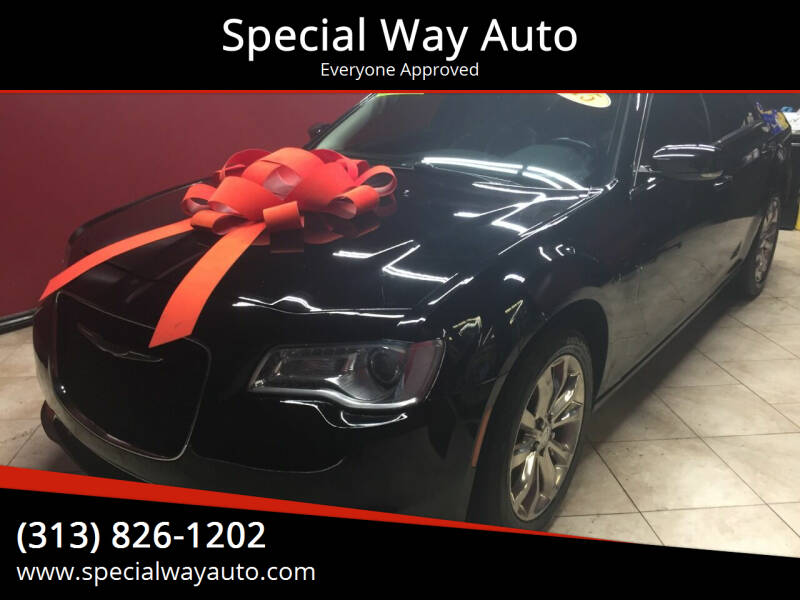 2015 Chrysler 300 for sale at Special Way Auto in Hamtramck MI