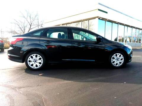 2012 Ford Focus for sale at Hilltop Auto in Clare MI