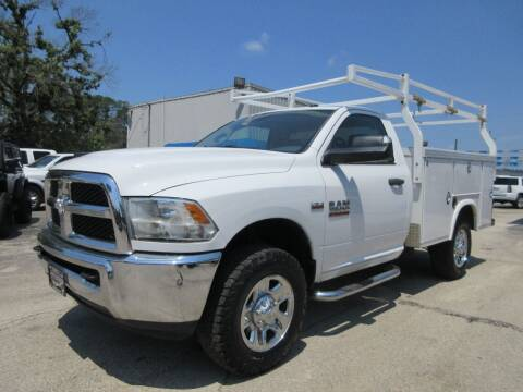 2015 RAM Ram Pickup 2500 for sale at Quality Investments in Tyler TX