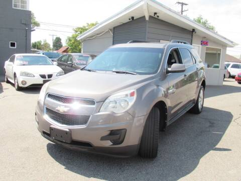 2011 Chevrolet Equinox for sale at Crown Auto in South Salt Lake UT