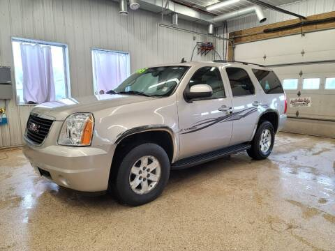 2007 GMC Yukon for sale at Sand's Auto Sales in Cambridge MN