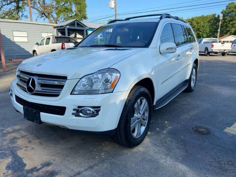 2007 Mercedes-Benz GL-Class for sale at QUALITY PREOWNED AUTO in Houston TX