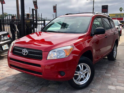 2008 Toyota RAV4 for sale at Unique Motors of Tampa in Tampa FL