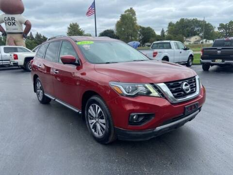 2017 Nissan Pathfinder for sale at Newcombs Auto Sales in Auburn Hills MI