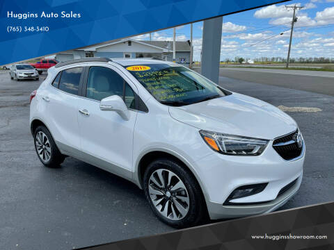 2018 Buick Encore for sale at Huggins Auto Sales in Hartford City IN