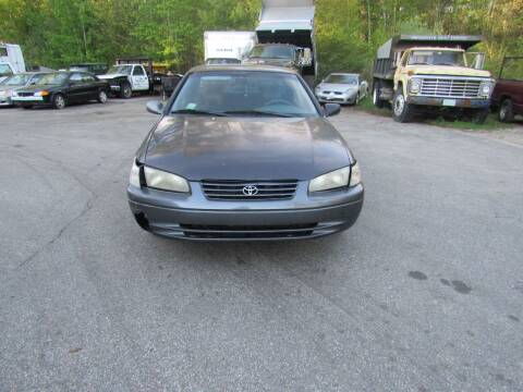 1997 Toyota Camry for sale at Heritage Truck and Auto Inc. in Londonderry NH