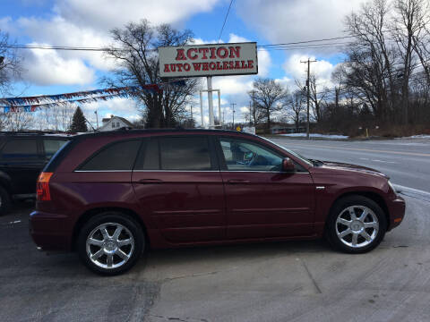 2008 Chrysler Pacifica for sale at Action Auto Wholesale in Painesville OH