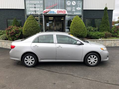 2010 Toyota Corolla for sale at Advance Auto Center in Rockland MA
