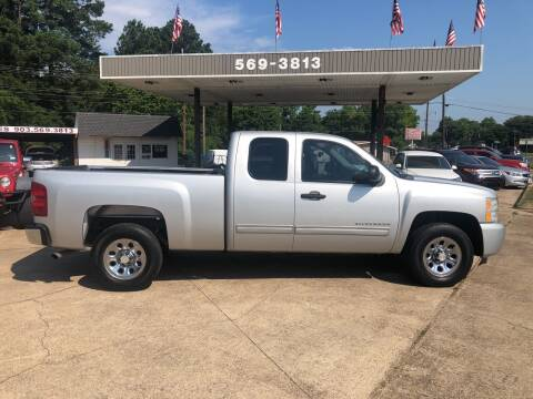 2010 Chevrolet Silverado 1500 for sale at BOB SMITH AUTO SALES in Mineola TX
