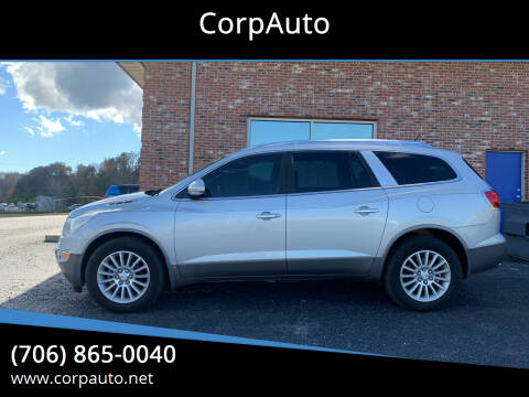 2009 Buick Enclave for sale at CorpAuto in Cleveland GA
