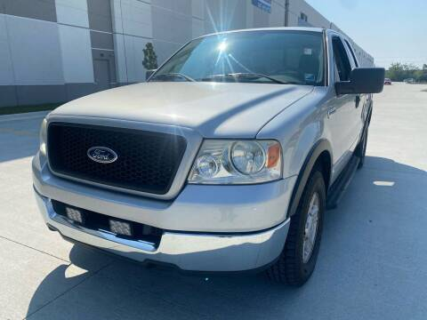 2004 Ford F-150 for sale at Quality Auto Sales And Service Inc in Westchester IL