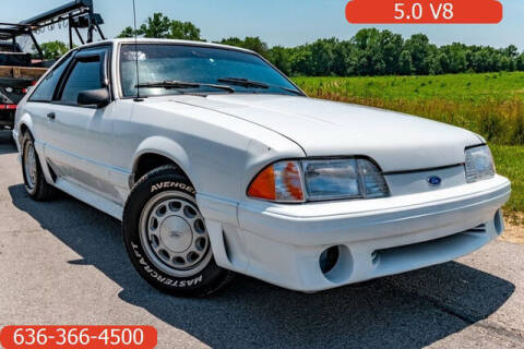 1991 Ford Mustang for sale at Fruendly Auto Source in Moscow Mills MO