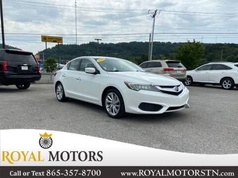 2016 Acura ILX for sale at ROYAL MOTORS LLC in Knoxville TN