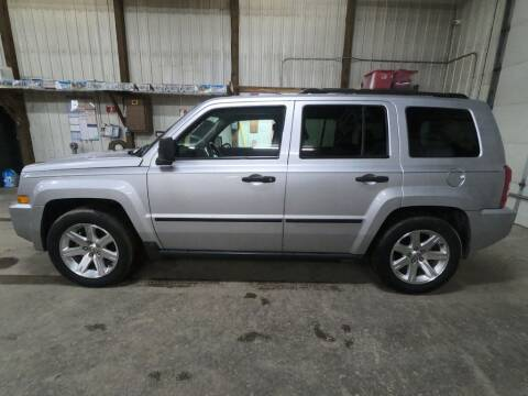 2007 Jeep Patriot for sale at Alpha Auto in Toronto SD