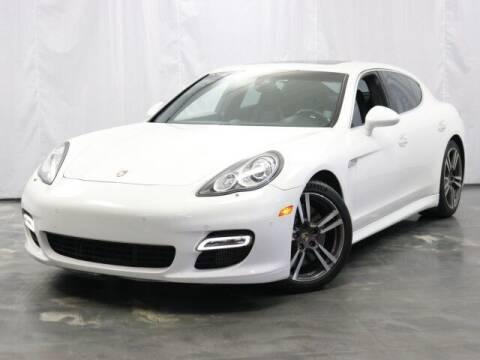 2011 Porsche Panamera for sale at United Auto Exchange in Addison IL