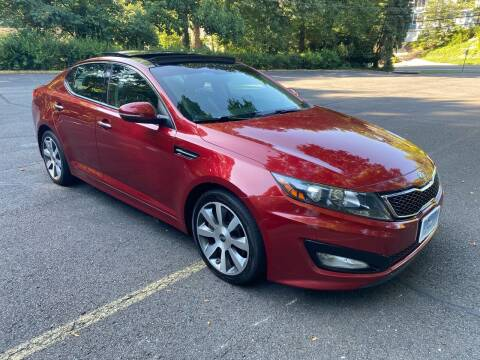 2012 Kia Optima for sale at Car World Inc in Arlington VA