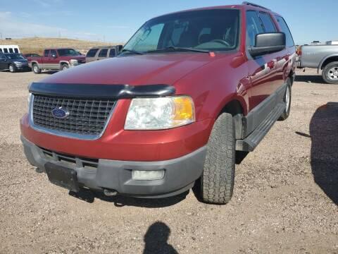 2005 Ford Expedition for sale at PYRAMID MOTORS - Pueblo Lot in Pueblo CO