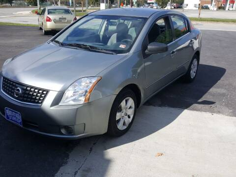 2007 Nissan Sentra for sale at Premier Auto Sales Inc. in Newport News VA