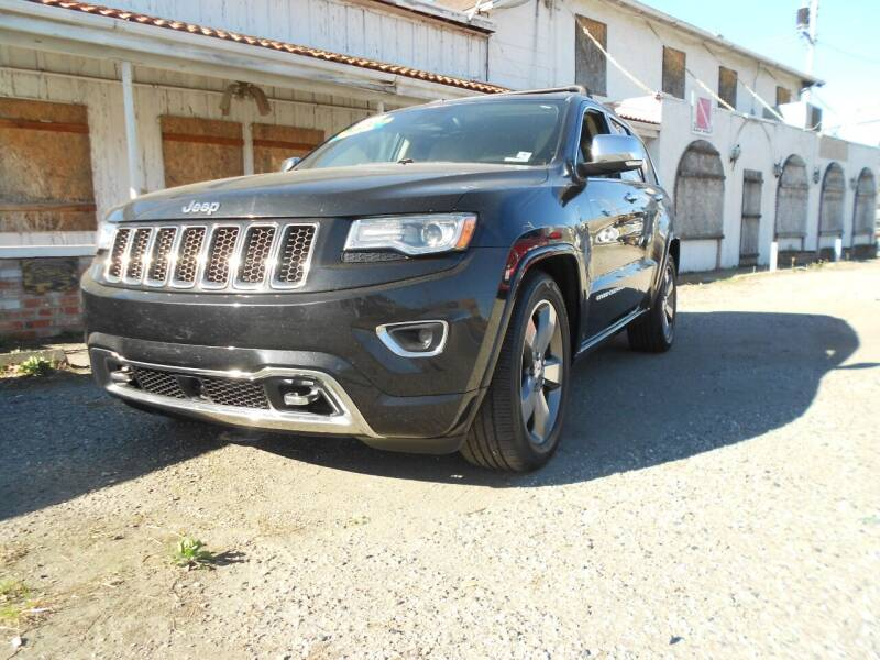 2014 Jeep Grand Cherokee for sale at Mountain Auto in Jackson CA