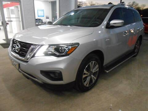 2017 Nissan Pathfinder for sale at Auto America in Charlotte NC