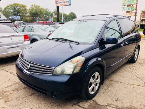 2007 Nissan Quest for sale at TOP YIN MOTORS in Mount Prospect IL