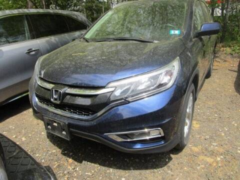 2015 Honda CR-V for sale at BELKNAP SUBARU in Tilton NH