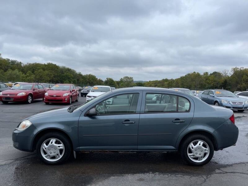 2005 Chevrolet Cobalt for sale at CARS PLUS CREDIT in Independence MO