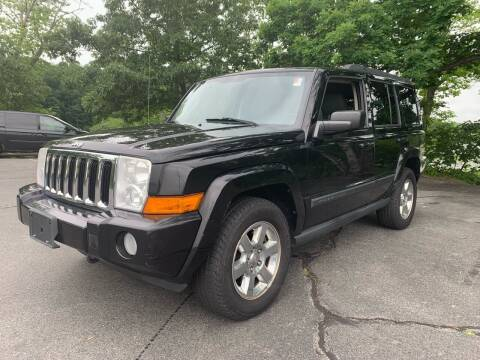 2007 Jeep Commander for sale at Fournier Auto and Truck Sales in Rehoboth MA