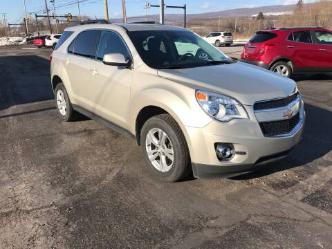 2015 Chevrolet Equinox for sale at Rinaldi Auto Sales Inc in Taylor PA