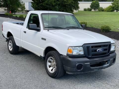 2010 Ford Ranger for sale at ECONO AUTO INC in Spotsylvania VA