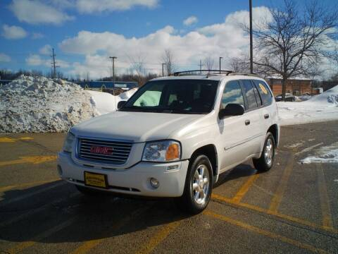 2007 GMC Envoy for sale at BestBuyAutoLtd in Spring Grove IL