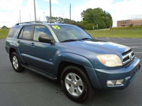 2005 Toyota 4Runner for sale at Atlanta Auto Max in Norcross GA