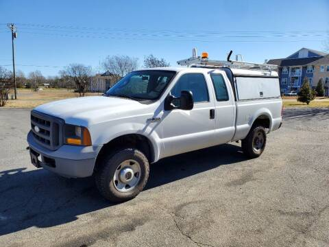 2005 Ford F-250 Super Duty for sale at United Auto LLC in Fort Mill SC