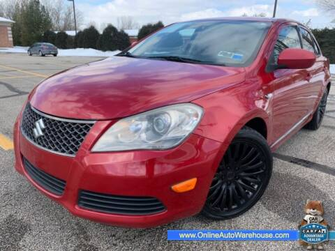2012 Suzuki Kizashi for sale at IMPORTS AUTO GROUP in Akron OH