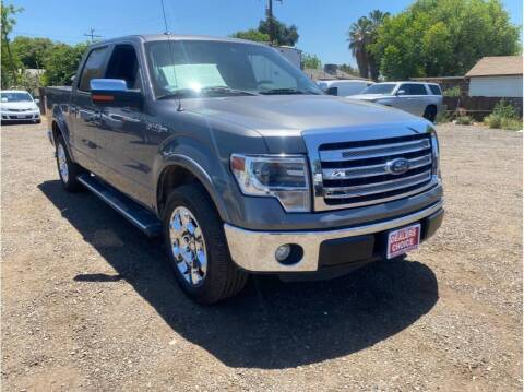 2014 Ford F-150 for sale at Dealers Choice Inc in Farmersville CA