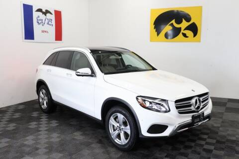 2018 Mercedes-Benz GLC for sale at Carousel Auto Group in Iowa City IA