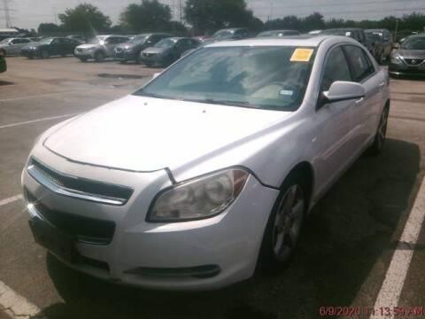 2011 Chevrolet Malibu for sale at TEXAS MOTOR CARS in Houston TX