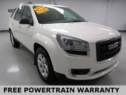 2014 GMC Acadia for sale at Sports & Luxury Auto in Blue Springs MO